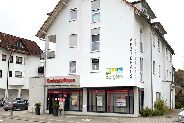 Eröffnung Hausarztpraxis Berglen