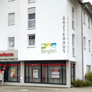 Hausarztpraxis Berglen im Ärztehaus Oppelsbohm